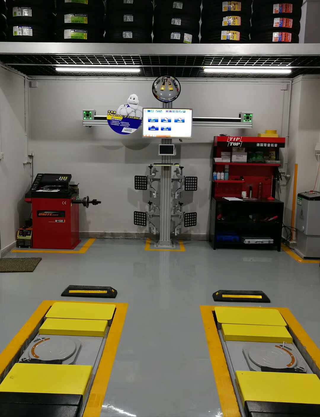 Best Price Tracking 3D Wheel Alignment