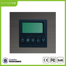 Intelligent Hotel Thermostat Digital Temperature Controller