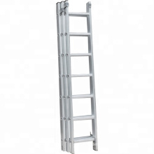 3 layers extension ladder
