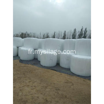 Bale Wrap pour l'ensilage High Tacky