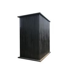 Economizador de peças de caldeira a vapor e pré-aquecedor de ar