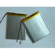 Li-Polímero de la batería 3.7V 3600mAh 506890 con dimensión personalizada