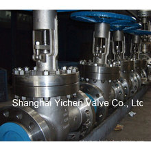Flexible Wedge Rtj Flange Gate Valve
