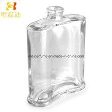 30ml botella de perfume de vidrio cuadrado vacío