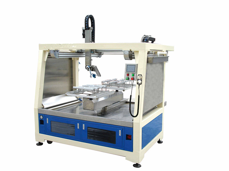 Semi Automatic Coating Machine