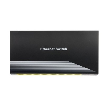 10 / 100M Switch POE Ethernet non gestito a 8 porte