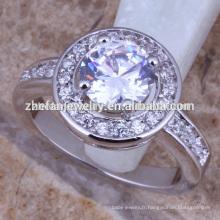 Bague de réduction Couple mariage bague diamant bijoux bijouterie chine fournisseur