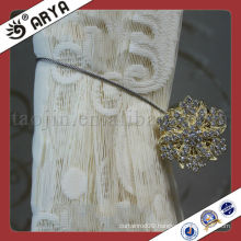 delicate decorative magnetic curtain clip