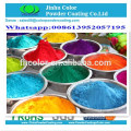 Electrostatic spray Ral7035 texture fine structure powder coating paints