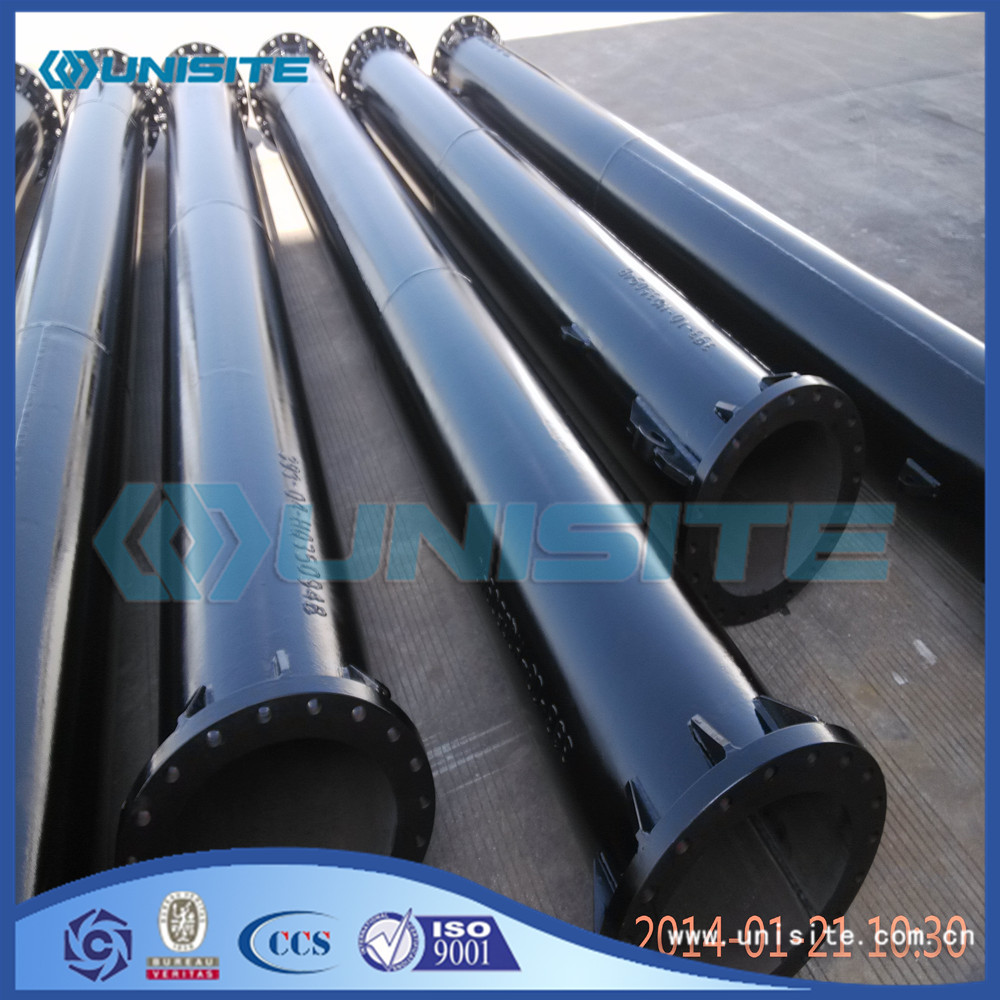 Exhaust Straight Steel Pipes