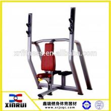 Hotsale équipement de sport musculation banc militaire