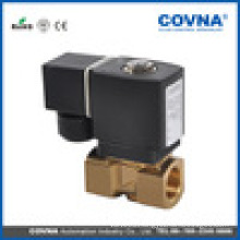 Brass pilot-operated solenoid valve with various mediums for high pressure