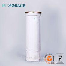 Poliéster bolsa de filtro de polvo acrílico