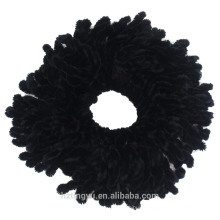 Mode Femmes Fille Lady Cheveux bande fleur muslim hijab volumizer cheveux Chouchou