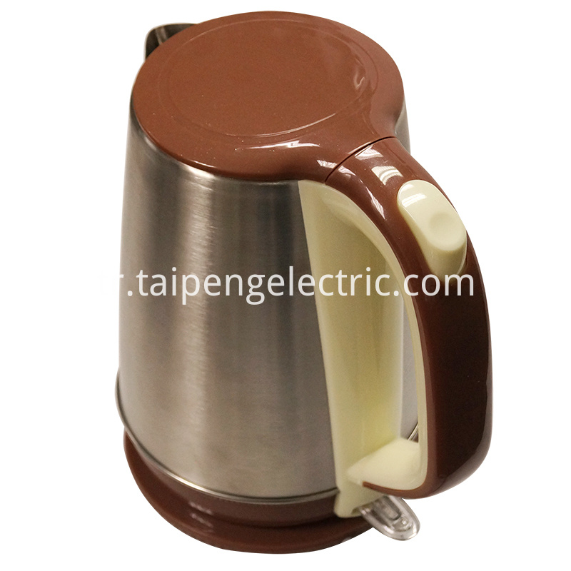 Pragmatic Electrical Kettle