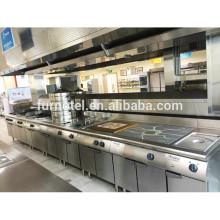 Shinelong Professional Top Series cozinha e equipamentos de restaurante