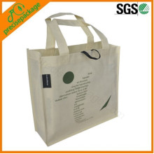 promotional non woven grocery shopping bag for handle