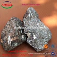 Anyang Manufacturer Ferro Calcium Silicon para la fabricación de acero aditivo