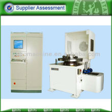 Wheel cornering fatigue testing machine