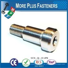 Fabricado em Taiwan Stainless Steel Socket Head Shoulder Screw