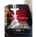 2015 Europe And America Hot Sale Dubai Al Fakher Clear All Glass Hookah