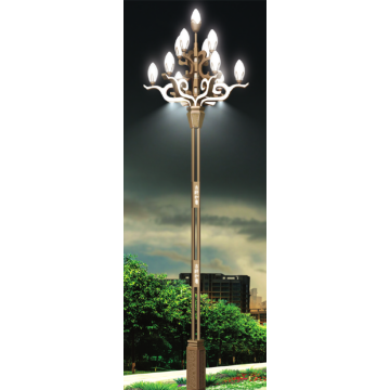 Gaya Cina Auspicious Clouds Combination Lamp