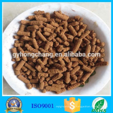 Высокая емкость серы биогаза, посвященный экологической активности оксида железа десульфуризатор