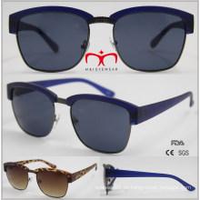 2016 neue moderne halbe Rand-Sonnenbrille-heißer Verkauf (WSP601522)