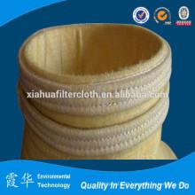 P84 saco de papel de filtro de poeira de fibra