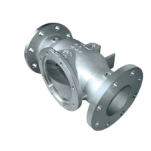 stainless steel aisi304 valve body casting