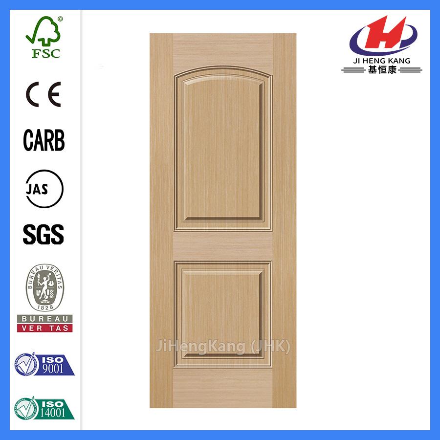 JHK-S03 EV oak 05s white oak molded door skin 2panel