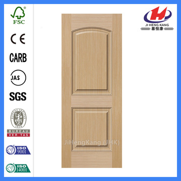 JHK-S03 EV oak 05s white oak molded door skin 2panel