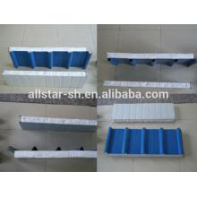 Línea de la máquina del panel con la certificación CE de emparedado del eps de alta calidad