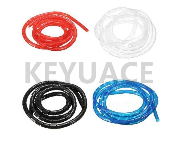 Various Size Electric Spiral Wrapping Bands