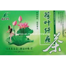 Кан Хуэй Nian Hua Lotus травяная потеря веса чай