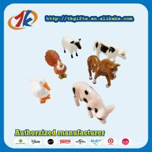 Brinquedos de venda quentes do animal de exploração agrícola ajustados para miúdos