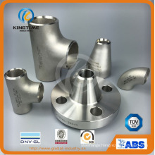 ASME B16.9 304/316L Stainless Steel Equal Tee with TUV (KT0364)