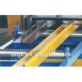 Machine de formage du rouleau à double tonneau de forme CU Shape Metal