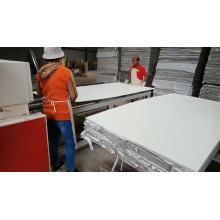 From1220*2440 to 600*600mm Gypsum Board Cutting machine
