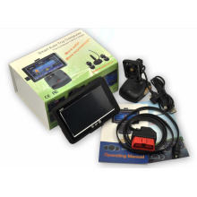 OBD Smart Car Trip Computer V-Checker A601 with Diagnosis Function