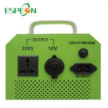 Estación de carga generador de batería portátil de 250 vatios