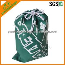 China hina reusable dustproof drawstring shoe bags