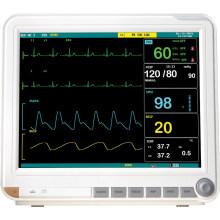 Diseño y prueba de un monitor de paciente
