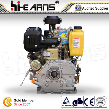 Gerador destacado do motor diesel do poder de 4-Stroke 14HP (HR192FB)