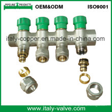 Italia Manguera de latón de compresión de diseño para tubo de calor (AV9062A)