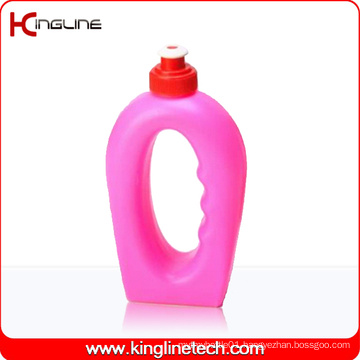 Plastic Sport Water Bottle, Plastic Sport Bottle, 360ml Plastic Drink Bottle (KL-6114)