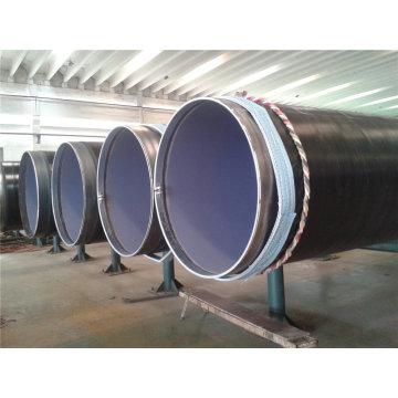 API SSAW tuyau en acier à eau potable