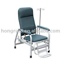steel plastic-sprayed infusion chair