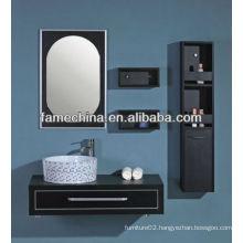 European style art basin Melamine Bathroom Vanity