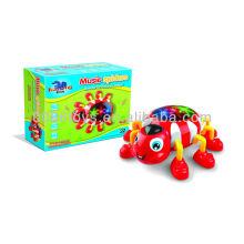 2013 novelty BO Cartoon animal toys with 3D light